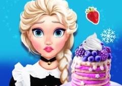 Administre a Sorveteria da Elsa