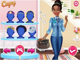 A Grande Festa das 7 Princesas da Disney - screenshot 2