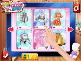 Ariel Compra Roupas Novas - screenshot 2