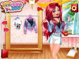 Ariel Compra Roupas Novas - screenshot 3