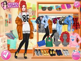 Ariel e Jasmine vestem as roupas do Eric - screenshot 2