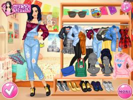 Ariel e Jasmine vestem as roupas do Eric - screenshot 3