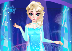Arrume Elsa para Sair