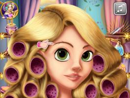 Arrume Princesa Rapunzel - screenshot 2