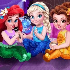 Jogo As Princesas e a Festa do Pijama
