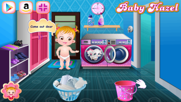 Baby Hazel Lava Roupa - screenshot 2