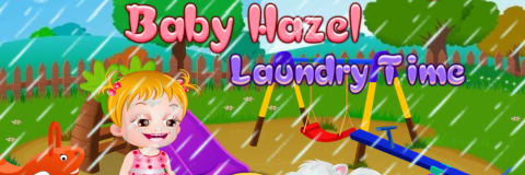 Baby Hazel Lava Roupa