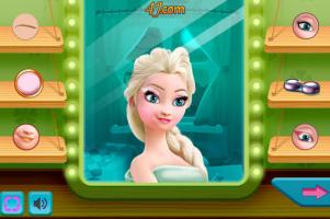 Banho de Beleza da Elsa - screenshot 2