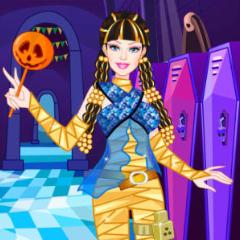 Jogo Barbie Monster High