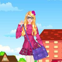 Jogo Barbie na Universidade