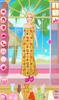 Vista Barbie no Havaí - screenshot 1