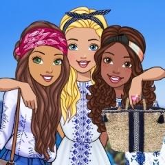 Jogo Barbie tira Férias na Grécia