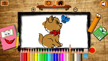 BTS Cat Coloring - screenshot 1