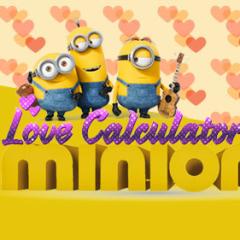 Jogo Calculadora do Amor dos Minions