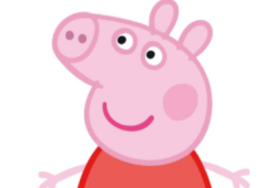 Colorir a Peppa