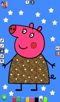 Colorir a Peppa - screenshot 3