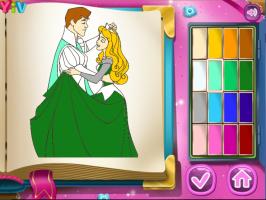 Colorir as Princesas Disney - screenshot 3