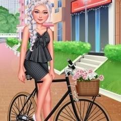 Jogo Conserte e Decore a Bicicleta