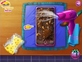 Conserte o Smartphone da Ladybug - screenshot 1