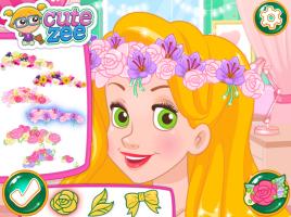 Coroa de Flores de Rapunzel - screenshot 2