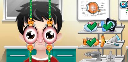 Cuidar dos Olhos dos Meninos - screenshot 4