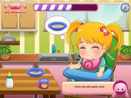 Cuide da Bebê Emily - screenshot 1