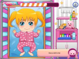Cuide da Bebê Emily - screenshot 3
