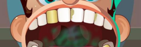 Cuide dos Dentes do Menino