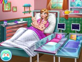 Cuide dos Gêmeos de Anna - screenshot 2