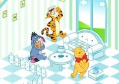Decore a Casa do Ursinho Pooh
