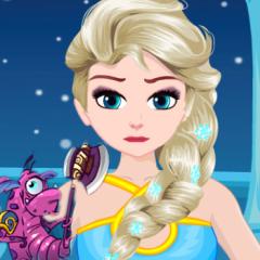 Jogo Detone as Cáries de Elsa