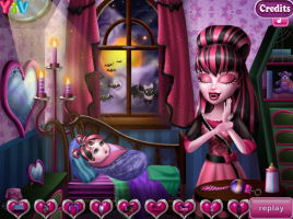 Draculaura Babá - screenshot 3