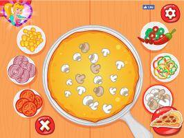 Elsa, Rapunzel, Bela e a Festa da Pizza - screenshot 1