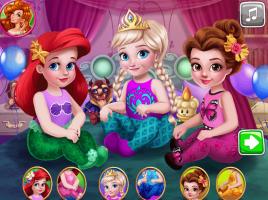 As Princesas e a Festa do Pijama - screenshot 2