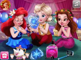 As Princesas e a Festa do Pijama - screenshot 3