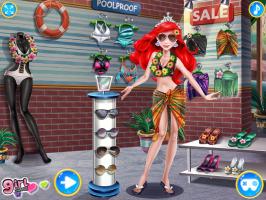 Festa de Piscina de Princesas - screenshot 3