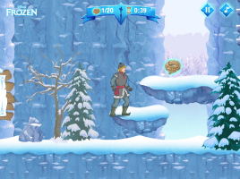 Frozen Problema em Dobro - screenshot 2