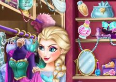 Guarda Roupa da Elsa