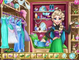 Guarda Roupa da Elsa - screenshot 1