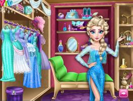 Guarda Roupa da Elsa - screenshot 3