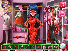 Guarda- Roupas de Ladybug - screenshot 1