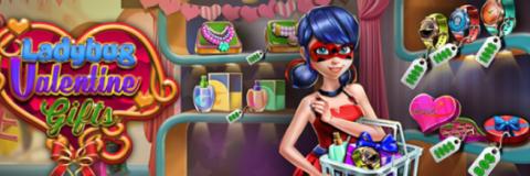 Ladybug Vai às Compras