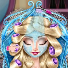Jogo Makeover da Princesa Elsa