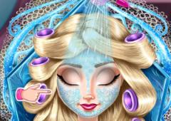 Makeover da Princesa Elsa