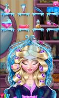 Makeover da Princesa Elsa - screenshot 1
