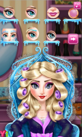 Makeover da Princesa Elsa - screenshot 2