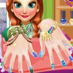 Jogo Manicure de Anna