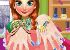 Manicure de Anna