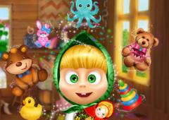 Masha Procura os Brinquedos