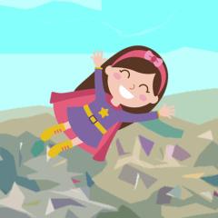 Jogo Mini Superhero Jigsaw